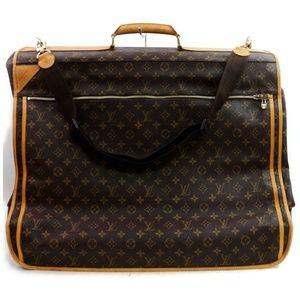 Auth Louis Vuitton Cabine Garment Case #2395L53